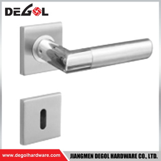 LH1124 Stainless Steel 304 Door Handle Lock Set