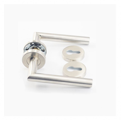Wave shape stainless steel entrance door handle