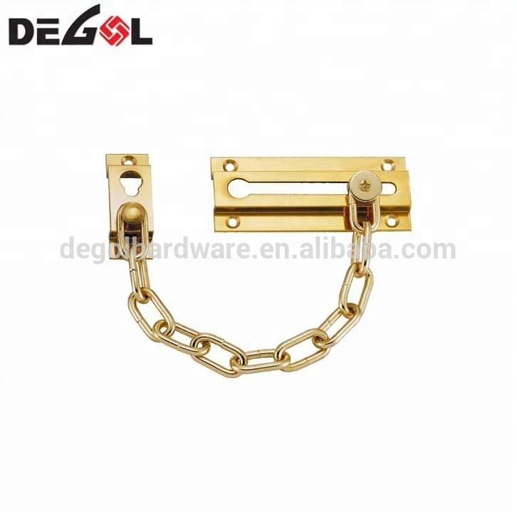 Anti-Theft Door Safety door chain lock