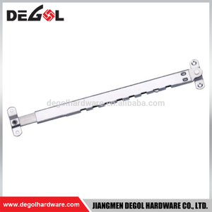 Stainless steel multipoint telescopic window casement friction hinges