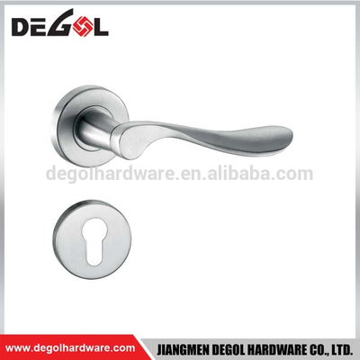 304SS cast solid italy design door handle lock best brand door locks