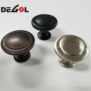 Zinc Alloy Furniture Drawer Cabinet Knob