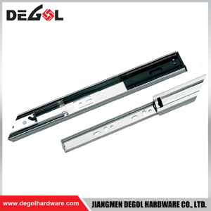 PROFESSIONAL SUPPLIER Stainless Steel Telescopic Channel Drawer Slide