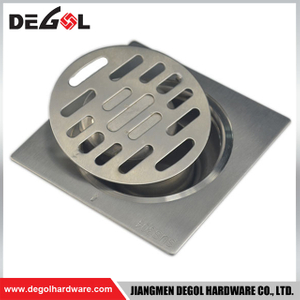 Good Selling Stainless Steel Garage Floor Drain Cover