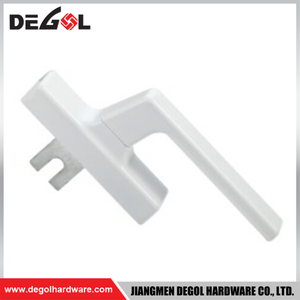 Square stainless steel window handle for window door