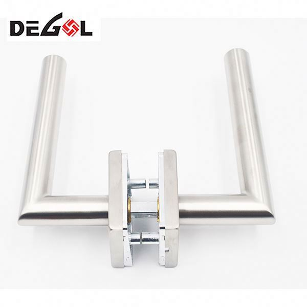 Stainless Steel Square Cover Door Handle