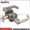 Solid Zinc Alloy Grade 3 Handle Lever Entry Door Tubular Lock