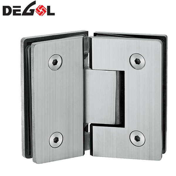 new design heavy duty soft self close glass door hinge