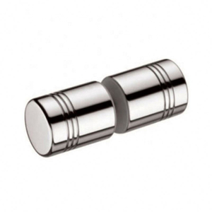 Good Selling Double Sided Washroom Bathroom Door Handle Lock Knob