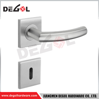 LH1120 handle tubular lock lever Stainless Steel Door Handle