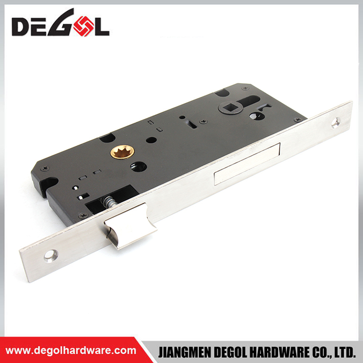 7250 High Quality Stainless Steel Fireproofing Mortise Door Lock