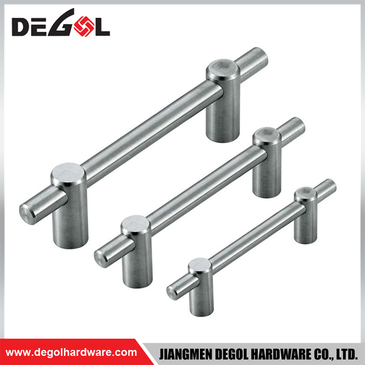 Square Stainless Steel Cabinet Handle