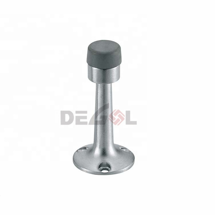 304 stainless steel heavy duty sliding glass shower magnet door stopper indoor door stop