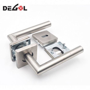 High Quality Decorative Brass Indoor Door Handles