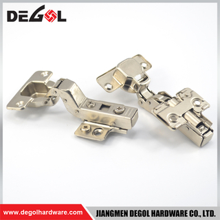 CH119 3D Hydraulic Insert/ Half Overlay/ Full Overlay Furniture Hinge