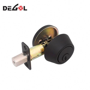 Low Price Self Locking Nylon Cable Deadbolt Door Lock