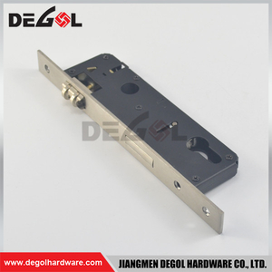 6085 Security Door Mortise Lock Body