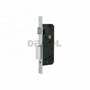 China supplier factory price high security stainless steel bolt latch mortise lock body