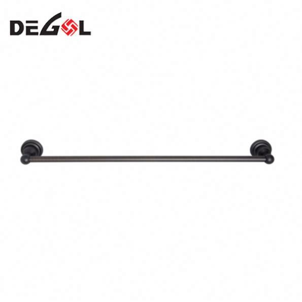 Wholesale Single Acrylic Heated Towel Bar Rail