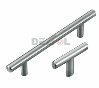 Hot sale furniture hardware modern simple design stainless steel material cabinet furniture handle