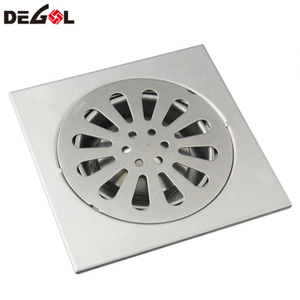 Door Handle With Feet Balcony Floor Siphon Drain Cover