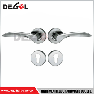 LH1034 Solid Door Handle