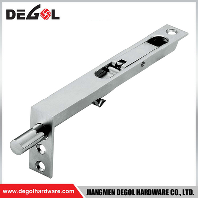 Factory Stainless Steel Sliding Door Bolt 3/6/8 Inch