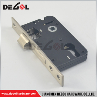 Top quality stainless steel modern mortise hook lock