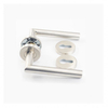 Sided Stainless Steel Solid Golden Door Handle