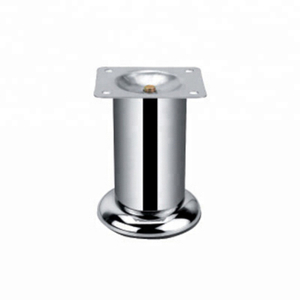 High Quality 60-120mm chrome iron furniture leg
