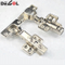China wholesale iron full overlay clip-on hydraulic buffering hinges for furniture