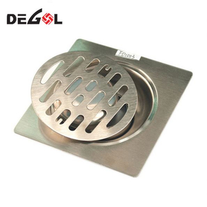 High Quality Auto-Close Garage Stainless Steel Floor Drain Grate