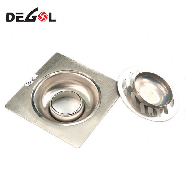 Stainless Steel Floor Drain for Swimming Pool