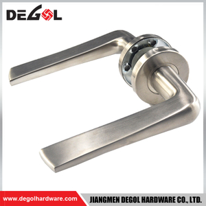LH1064 SS304 Door Lever Handles for Marine Solid Die-casting Stainless Steel Handle