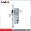 Gold colour high quality mortise door lock strike plate mortise lockset double door mortise lock