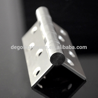 Cheap price ball bearing door hinge stainless steel 201 butt hinge