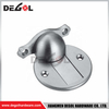 New design stainless steel swing/sliding glass door stopper