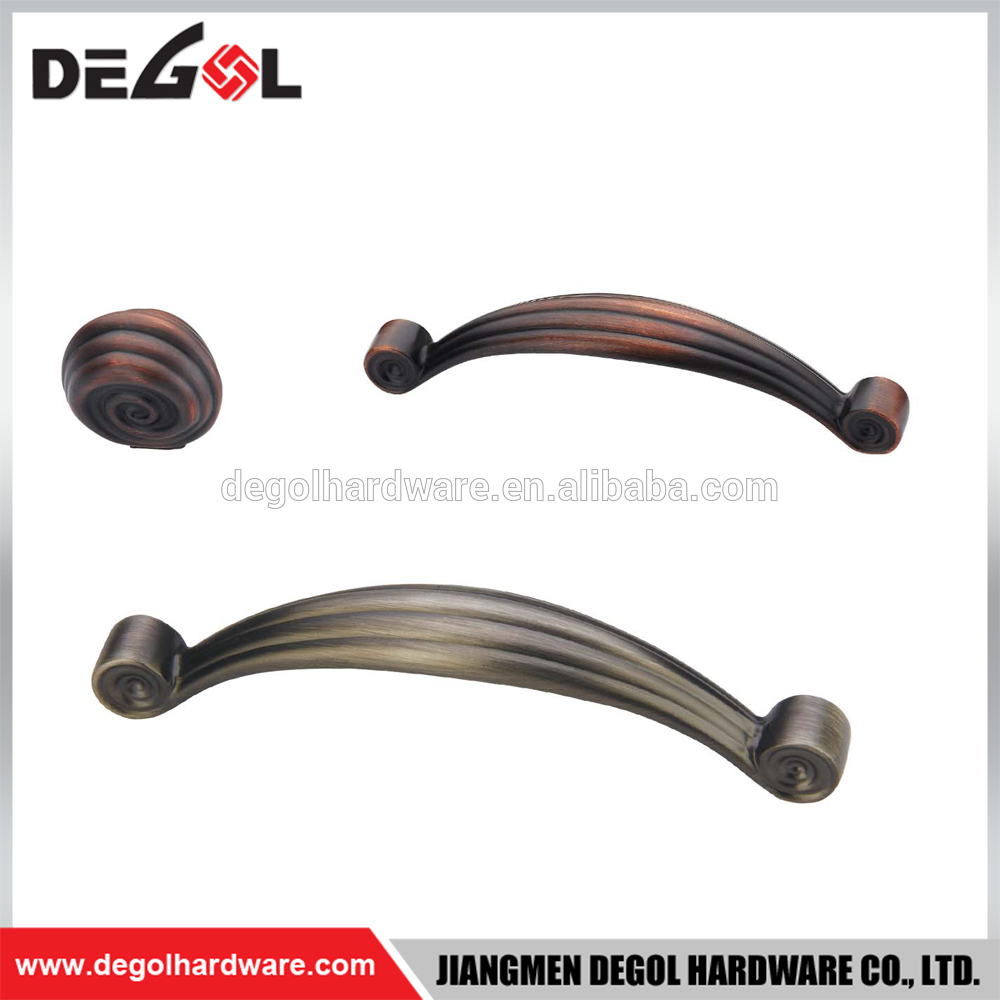 New Product Decorative Antique Furniture Handles Knobs