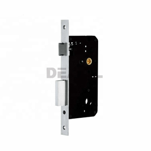 double latch european standard residential mortise door lock cylinder