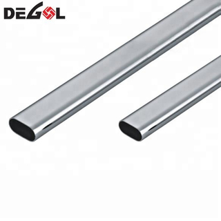 Good quality stainless steel thick furniture closet clothes wardrobe tube pipes