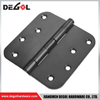 DH1032 Iron Black Surface Butt Hinge in Door & Window Hinges