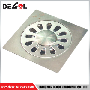 Door Handle With Tube Garage Floor Trench Drain Grate