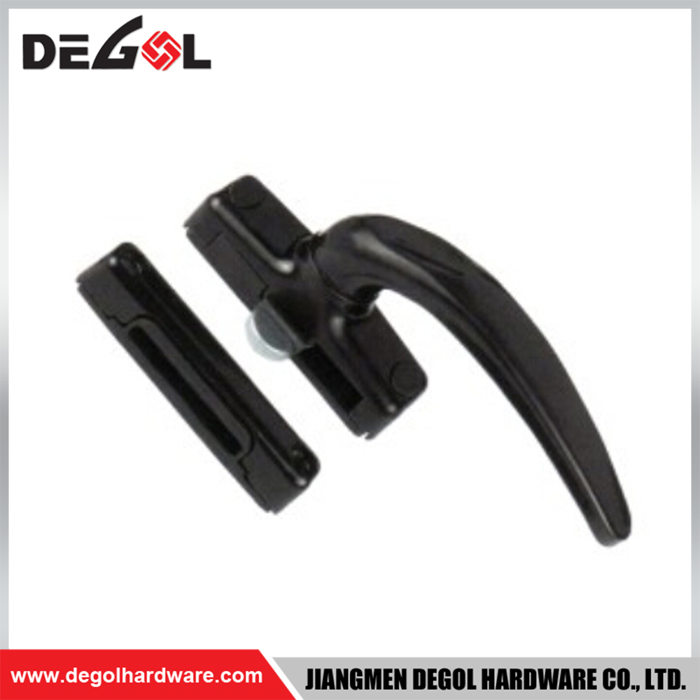 Top quality aluminum casement window opener handle