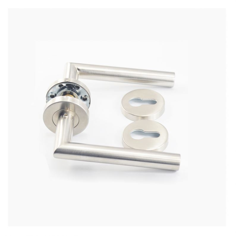 New style stainless steel double sided door handle