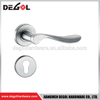 High quality New modern european style stainless steel door handles for interior doors prices