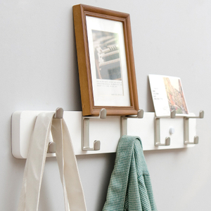 How to install a coat hook?