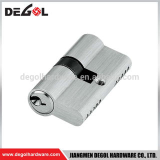 Best selling low price modern wood door keyed small mortise cylinder lock