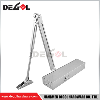 DCL1003 China Manufacturer Fireproof Hydraulic Conceal Aluminum Door Closer 65/85kg