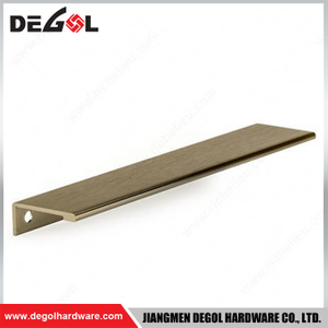 FH172 Furniture Door Push Finger Pull Kitchen Handle