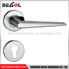 Europe standard Solid Door Handle on Rose China supplier
